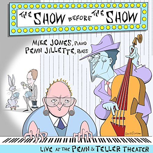 Image result for mike jones show before show CD